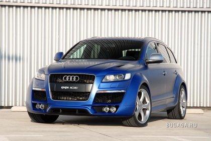 Audi Q7 PPI ICE — отменный ультиматив