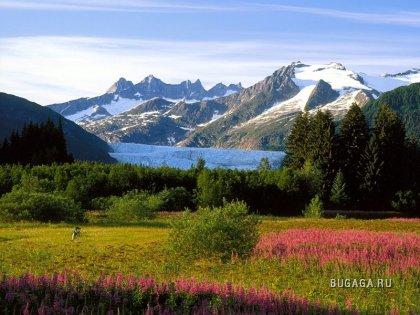 Фото-География: Аляска