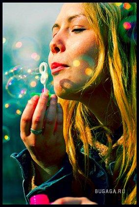 Пазитифф (мыльные пузыри)