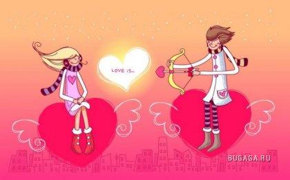 А скоро День Св.Валентина