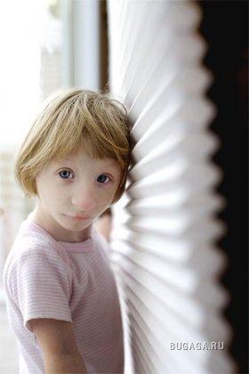 Самая маленькая девочка на планете