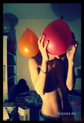 Ещё немного шариков)