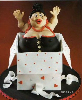 Эро тортики