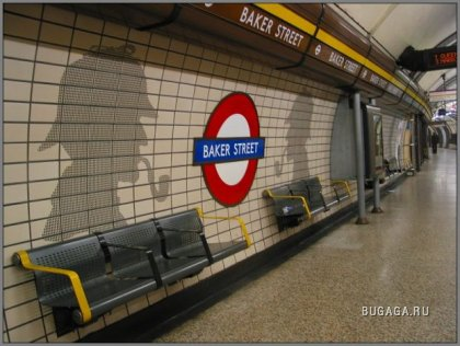 Фото из метро