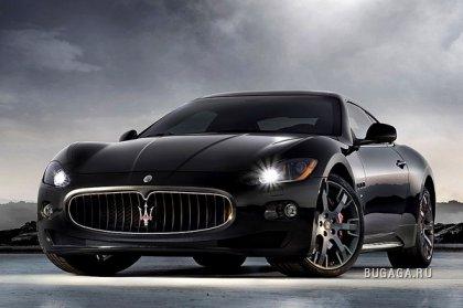 ������� �������� Maserati Gran Turismo S