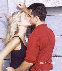 Притяжение губ