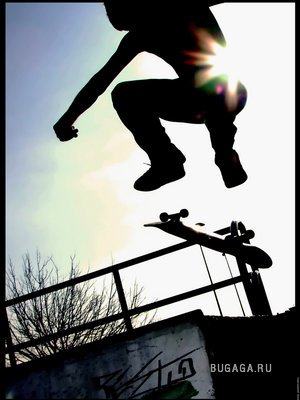 Экстрималы: скейтеры