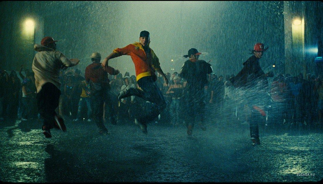 для постер танцующие под дождем подобному зрелищу