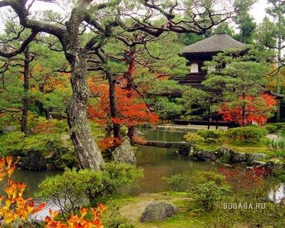 Фото-География: Киото - древняя столица Японии