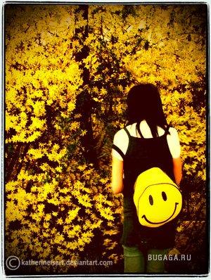 жёлтый цвет