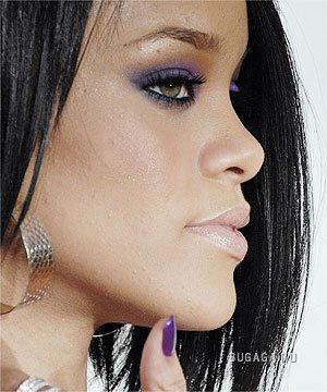 Красотка Rihanna
