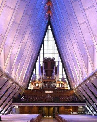 Церковь Академии ВВС США
