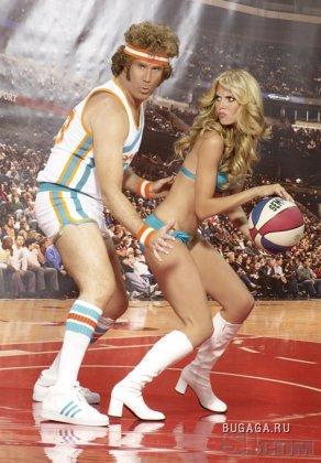 Heidi Klum & Will Ferrel