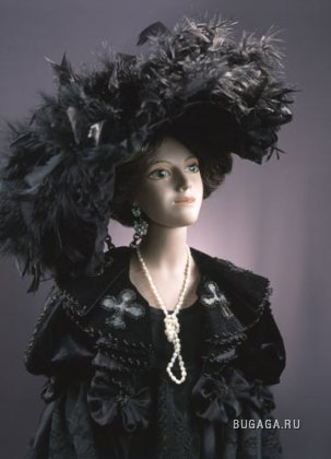 Удивительный мир кукол Алины Вентцель
