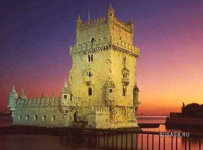 Топ 11 потрясающих замков