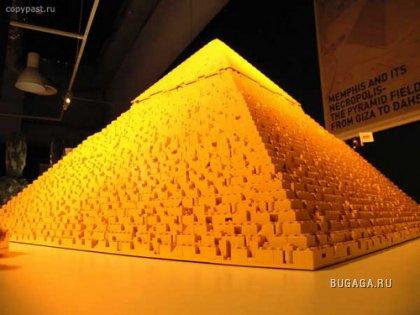 Здания из LEGO