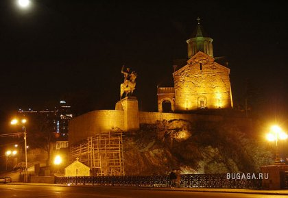 Тбилиси (много фоток)