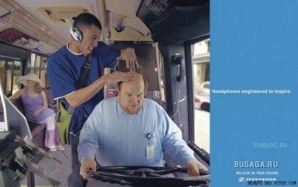 Подборочка рекламных принтов