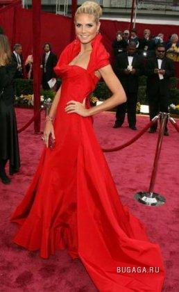 Лучшие наряды Оскара-2008