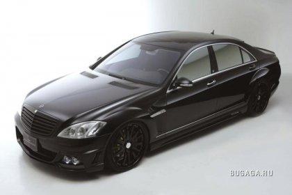 Mercedes S-Class Line Black Bison Edition