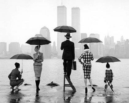 Работы фотографа Родни Смита (Rodney Smith)