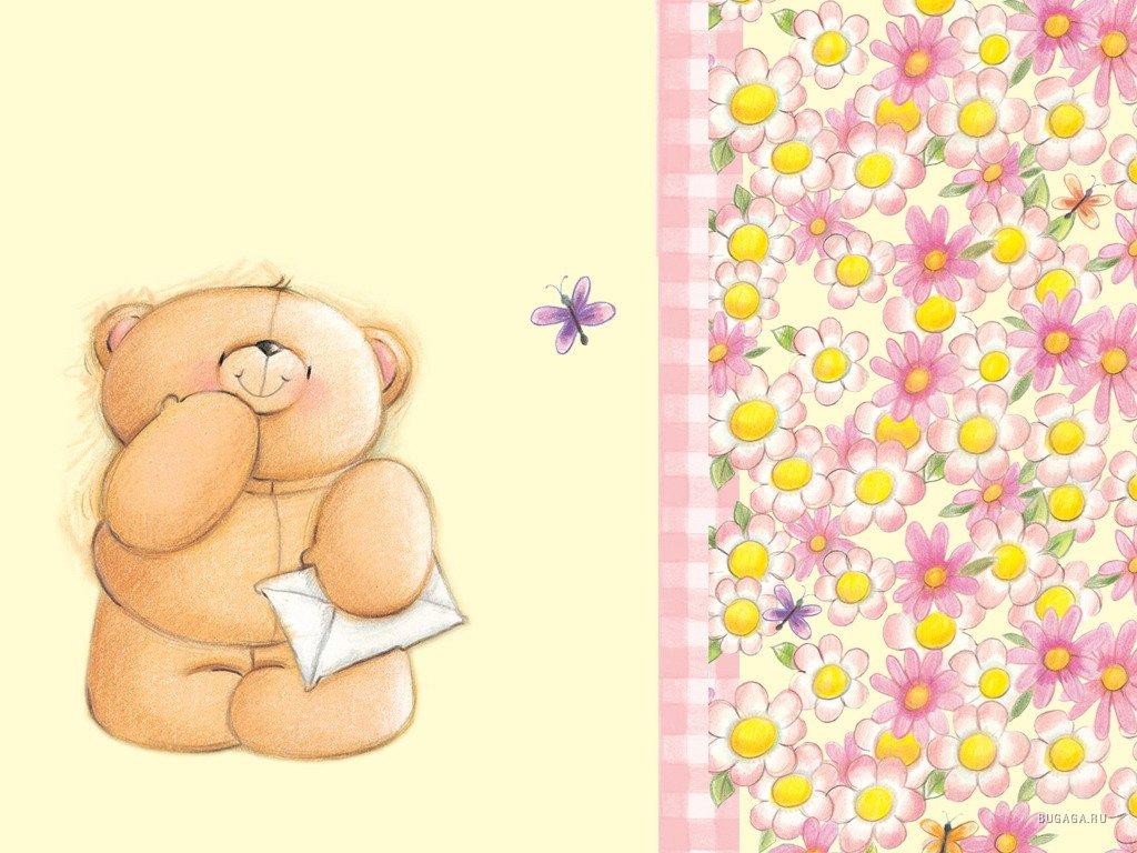 милые рисунки для открытки