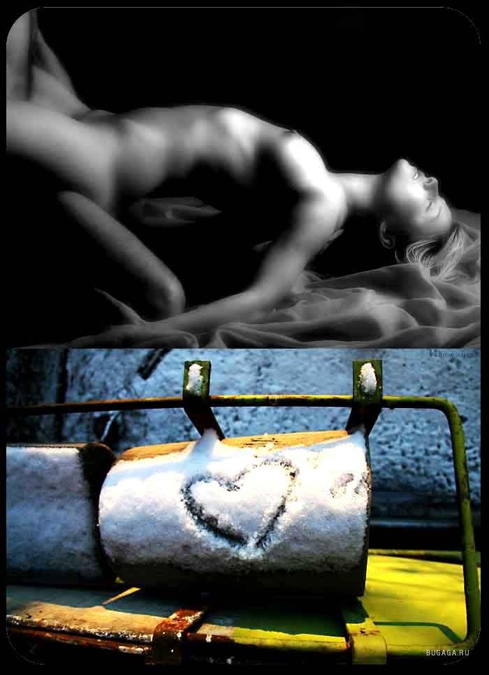 Секс, любовь, дружба - три компонента общения между мужчиной и