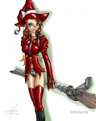 Ведьмочки-колдуньи