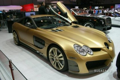 Mansory Renovatio - Mercedes SLR McLaren