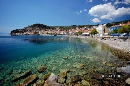 Греция: Водная половина