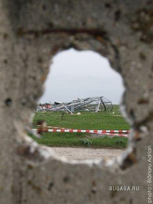 Транспортная авиакатастрофа в Молдове