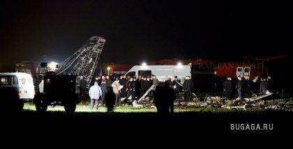 память погибшим в авиакатастрофе