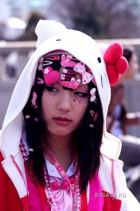 Молодежная мода в Японии