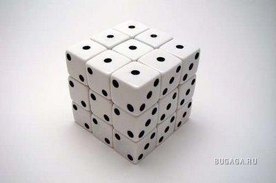 Кубик-Рубик (4 фото + 1 видео)