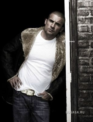 Dominic Purcell (Побег)
