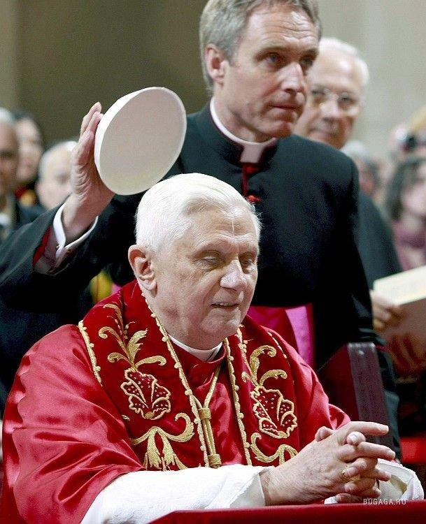 Папа римский прикольные картинки, рождение