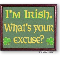Ирландские вывески