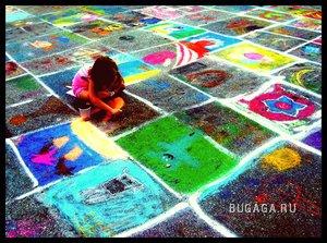 Яркие картинки,радужные цвета)