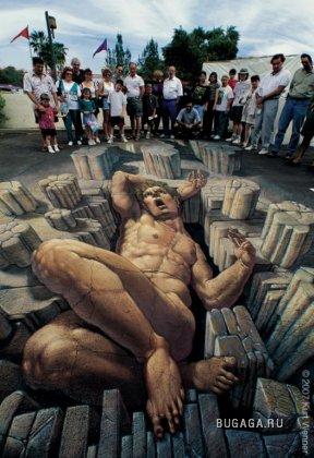 Уличные Картины Курта Веннера