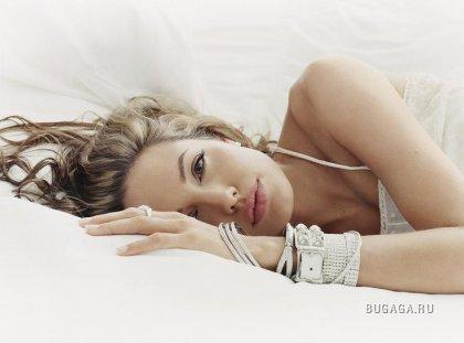 Анжелина Джоли, дикая и романтичная