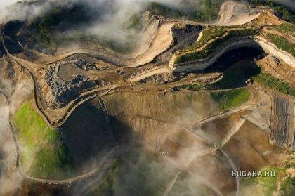 Земля. Вид сверху (10 фото)