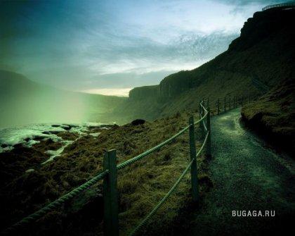 Дорожная линия жизни (10 фото)
