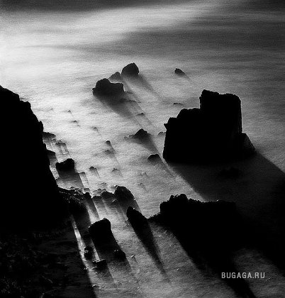 Чёрно-белое фото