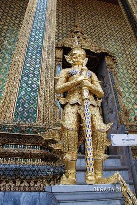 Королевский дворец (Тайланд, Бангкок)