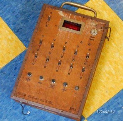 Старые калькуляторы (5 фото)