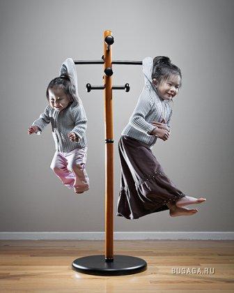 Китайские детки (7 фото)