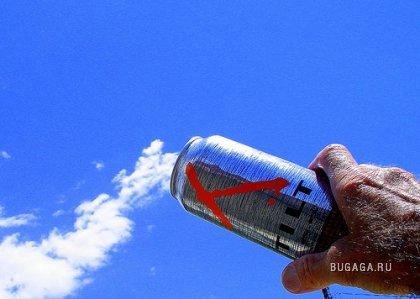 Рисуем небо (9 фото)