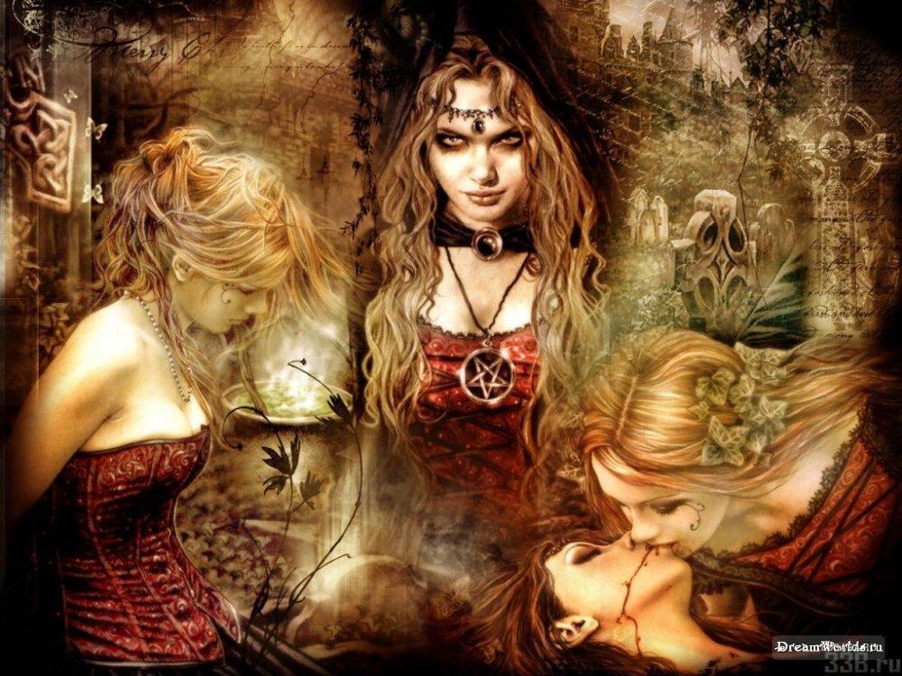 Погребение вампира