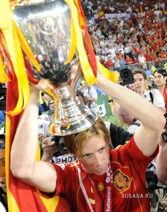 Испания – Чемпион EURO 2008