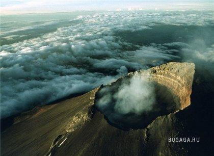 Природные явления Земли. Вулканы (11 фото)